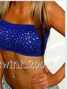 Zenana Juniors Bright Blue Bandeau